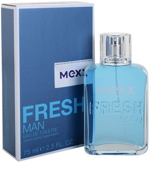 Mexx Fresh Man New Look - eau de toilette férfiaknak, 30 ml