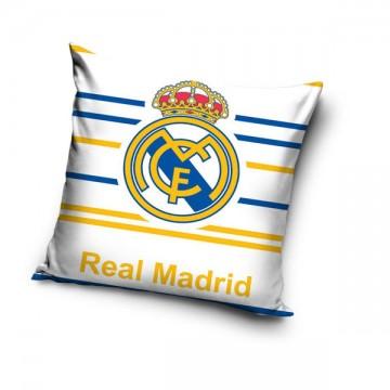 Kispárna huzat Real Madrid csíkos 40 40 644e49f987