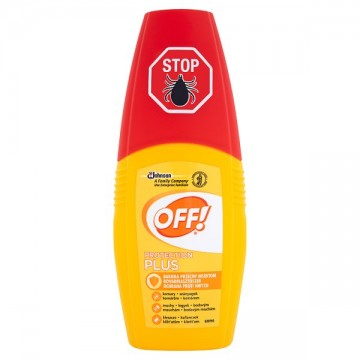 Off  Protection plus - pumpás szúnyogriasztó 100ml