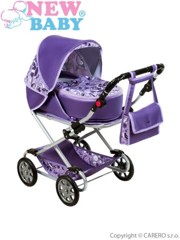 Gyermek babakocsi babáknak 2az1-ben Baby Mix Lily ebe648de7f