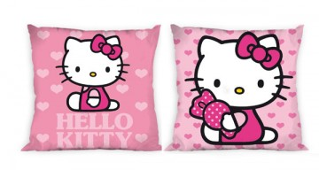Kispárna huzat Hello Kitty 40 40 80cdac40e0